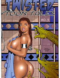 Cruel BDSM comics - Twisted Toon Tales 1-13
