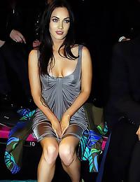 Megan Fox is cute and hot