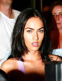Megan Fox is cute and hot