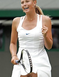You may not loving tennis but you will love naked Maria Sharapova