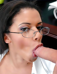 Curvy teacher classroom pounding