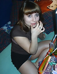 Picture collection of sweet Fe who got naked outdoors