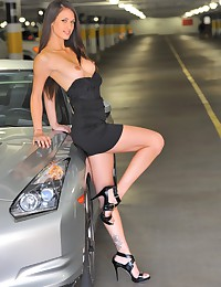 Stunning Tiffany strips at the garage!