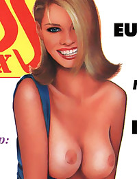 Hot rogues reveal their sex obsessions in comics