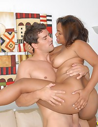 The Big Boobs And Big Ass Carmellito Getting It