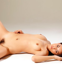Naked hairy pussy solo girl