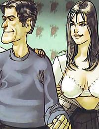 Sex comics with good home thr...