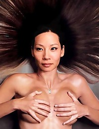 Lucy Liu will proove to you that asian chicks are very hot and they love to fuck