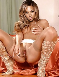 Beyonce Knowles Getting Hardly Fucked in her ass