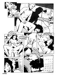 All kinds of hardcore sex comics for your pleasure