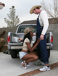 Black Girl Love Hung Cowboys