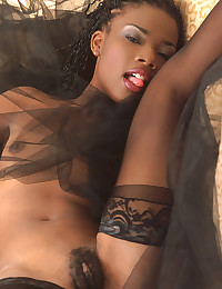 Black girl hairy pussy