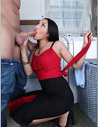 Spicey Latina Sucks And Fucks
