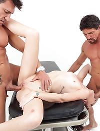 DP with big cocks