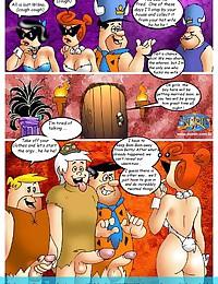 Flintstones orgy NEW