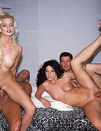 Euro pornstar orgy